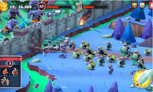 城堡防御破解版下载