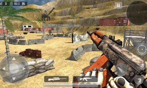 山地狙击手3D射手手机版下载