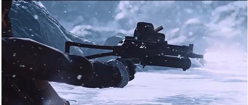 刺激战场野牛冲锋枪怎么刷?刺激战场野牛冲锋枪刷新地点攻略