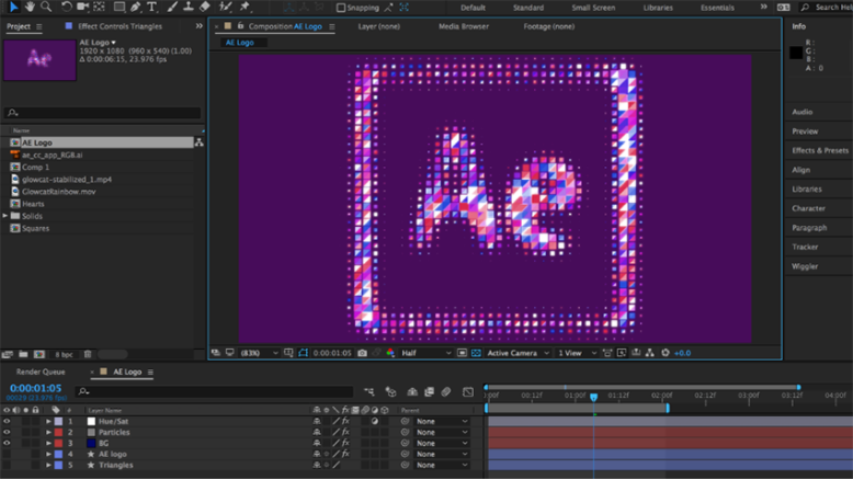 Adobe After Effects 2019�ƽ������