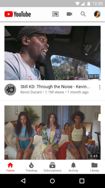 YouTube安卓最新版下载