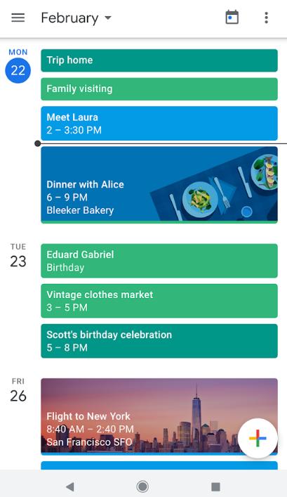 google日历app下载