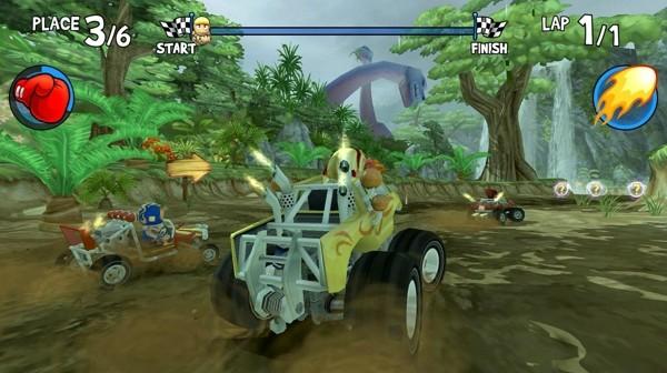 沙滩赛车竞速破解版下载