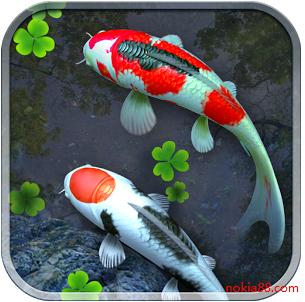 锦鲤池塘动态壁纸 v1.64安卓版