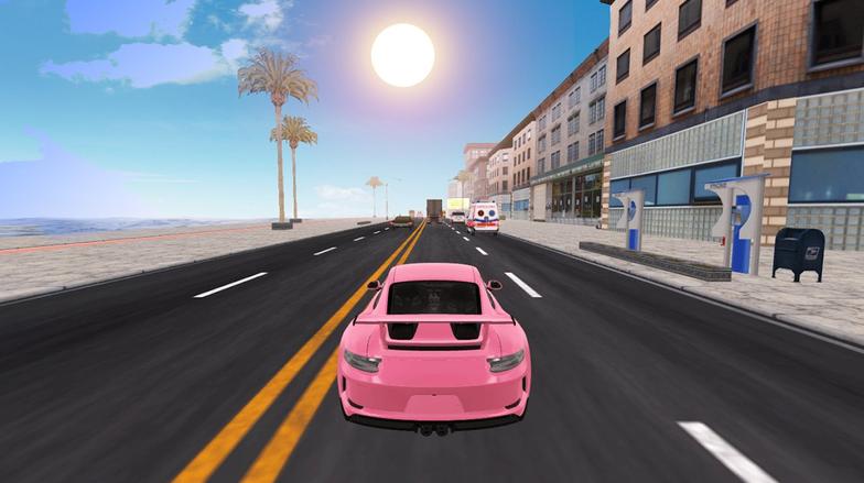 城市赛车交通赛车app下载
