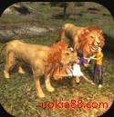 狮子模拟猎捕游戏