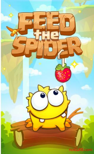 喂蜘蛛游戏