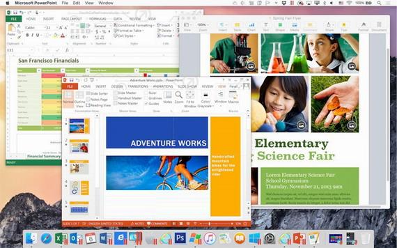 parallels desktop 15下载