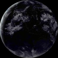 实时地球卫星壁纸