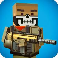 枪和像素3d