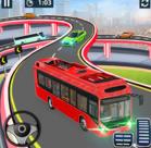 越野山地公共汽车游戏