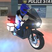 警用摩托车模拟器2020