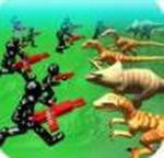 恐龙战争模拟器