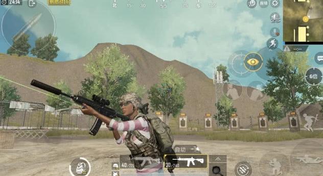 和平精英纠结玩家必看:M416与M762的选择要诀