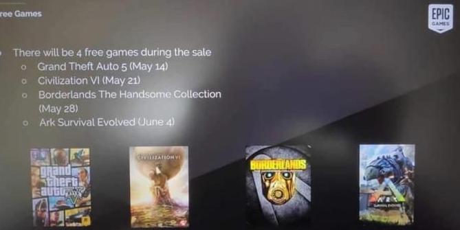 Epic本周免费游戏:《无主之地》限时免费领取
