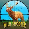 猎鹿野生动物射击