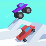 轮车对决 v1.0 无限金币版