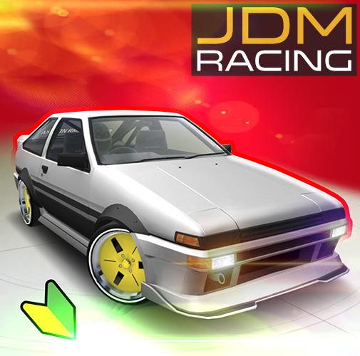 JDM赛车 v1.5.3 无敌版