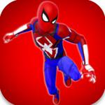 英雄蜘蛛绳战斗大佬市模拟器