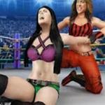 美女摔跤模拟器