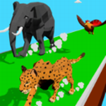动物变形竞赛