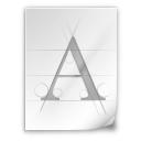 aaa.shx字体 v1.0 免费版