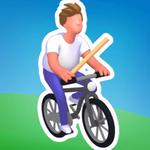 疯狂的自行车跳