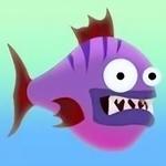 疯狂的食人鱼