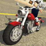 摩托车城市赛车手