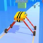 蜈蚣车比赛