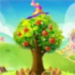 一起种果树