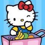 凯蒂猫儿童超市
