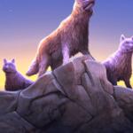 狼族进化模拟器